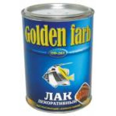 """Лак ПФ-231 """"GOLDEN FARB"""" паркетный"""
